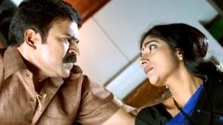 Samba Movie || Brahmaji Harassing His Wife Sentiment Scene