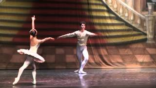 Misty Copeland and Sterling Baca Nutcracker Pas de Deux 2014