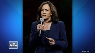 Kamala Harris: Extend School Day to 6PM | The View