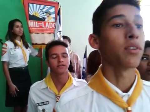 Conheça o Clube de Desbravadores de Rio Bonito