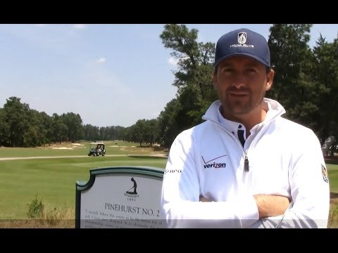 Graeme McDowell on Pinehurst No. 2, previews U.S. Open