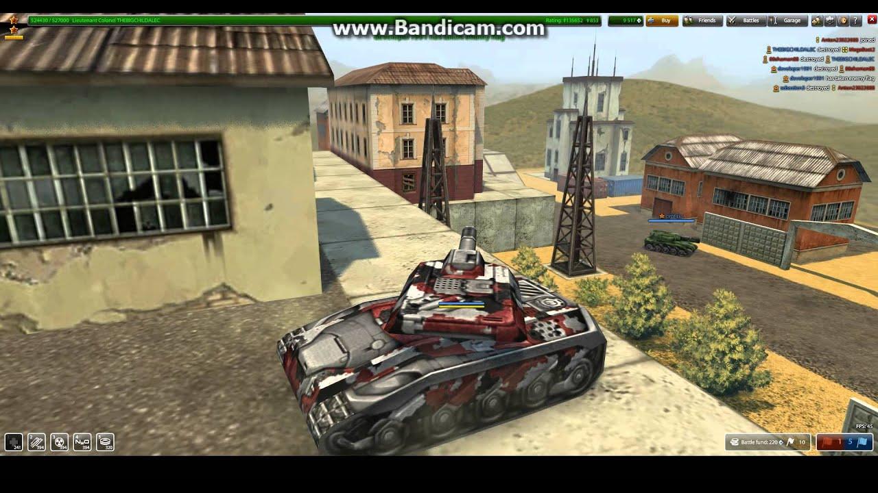 tanki online play