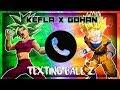 Kefla Texts Gohan   Texting Ball Z Ep: 1   Gohan's Life