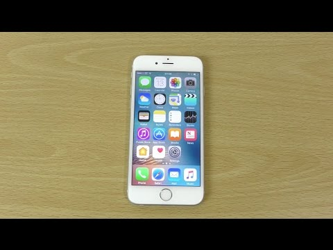 Apple iPhone 6S iOS 10 Beta 1 - Review!