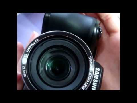 Unboxing - Samsung WB100