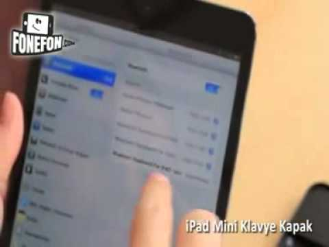 iPad Klavye Kapak