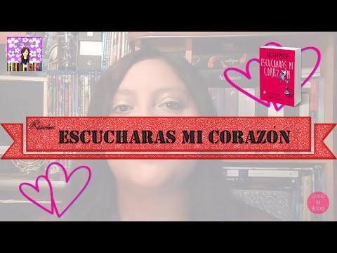 *RESEÑA ESCUCHARAS MI CORAZON* | ALESSIO PULEO