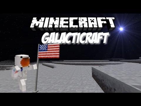 MInecraft Galacticraft Mod [1.5.1] Deutsch-Auf den Mond fliegen!
