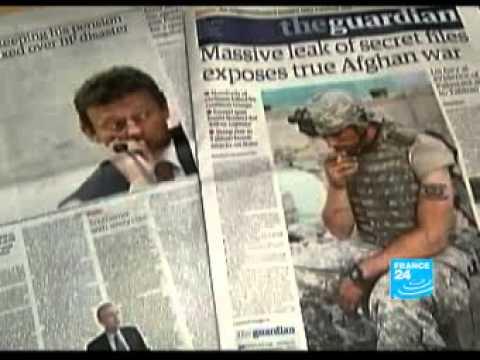 Wikileaks continuera à publier des documents secrets sur l'Afghanistan