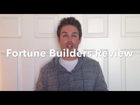 Fortune Builders | Find The TRUTH About Fortune Builders