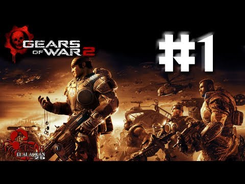 Gears Of War 2 gameplay (Español Latino) Parte 1 (HD)
