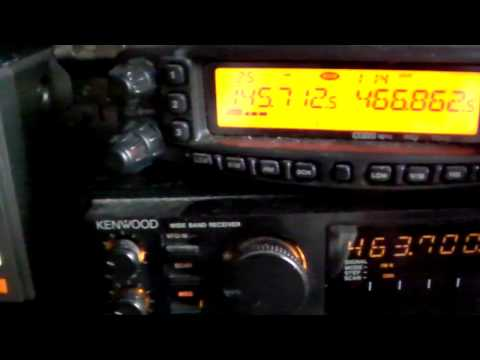 RA Vhf/Uhf ICOM IC-821H.