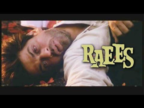 Raees Movie LEAKED News | Shahrukh Khan To DIE In The Film thumbnail