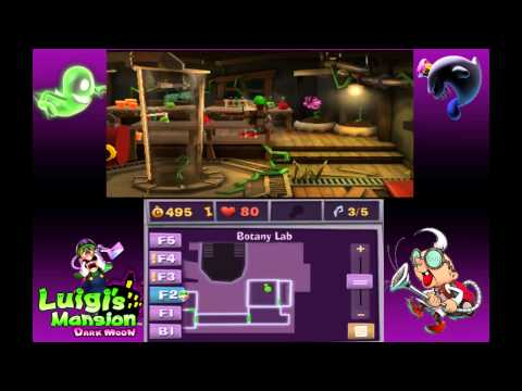 Luigi's Mansion: Dark Moon *Blind* Part 12