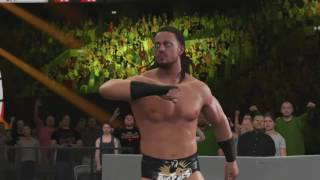WWE 2K17 - Kane vs Undertaker vs Braun Strowman vs Mark Henry vs Big Show vs Big Cass