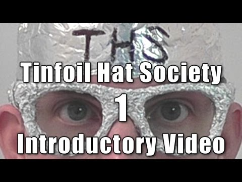 Tinfoil Hat Society: Introductory Video (Part 1) Interactive ASMR performance / role play