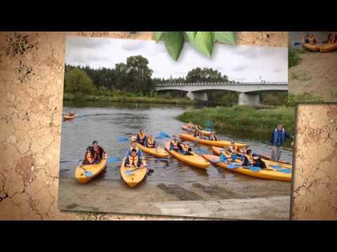 Wodniak Turystyka Kajakowa  Krutyń 18 Piecki Organizacja Spływów  Kajakowych