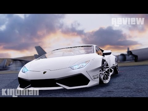 Lamborghini Huracan 2013 Liberty Walk [SHARK]