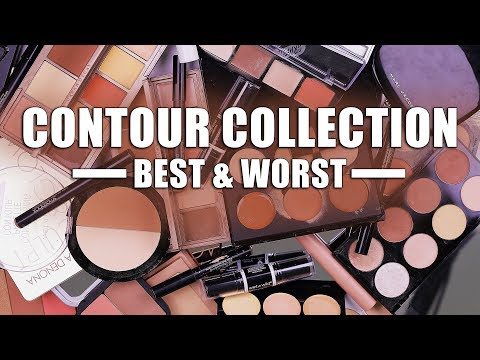 MAKEUP COLLECTION   Best & Worst Contouring Products
