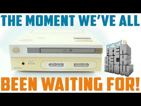 【動画】ハッカーが幻のゲーム機「Nintendo PlayStation」のゲームプレイに成功してしまうwwwwwwww