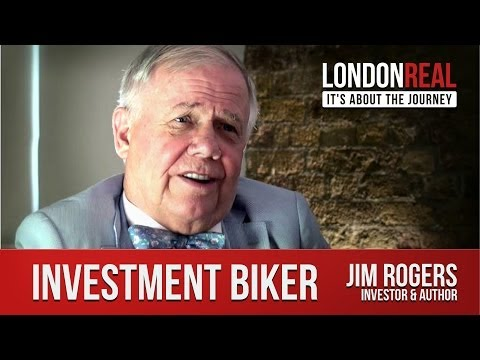 Investment Biker - Jim Rogers | London Real