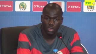 Can 2017 | Kalidou Koulibaly: '' la victoire est plus belle dans la douleur ''