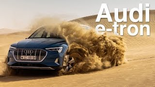 Audi e-tron: First Driving Impressions - Carfection +