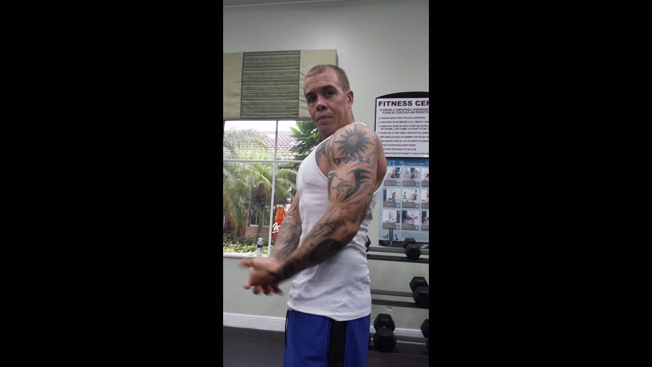 tattoo gain on muscle arm Fast   Size YouTube Tricep Workout.Gain