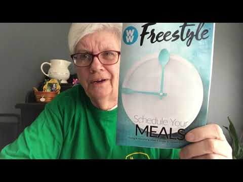 Weight Watchers Freestyle Meeting Highlights 2-24-18