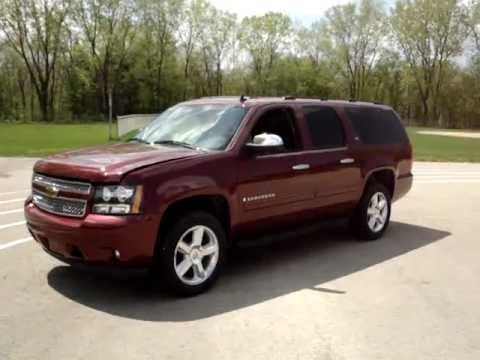 New Chevy Suburban Video Walkaround from Runde Chevrolet in East Dubuque, IL