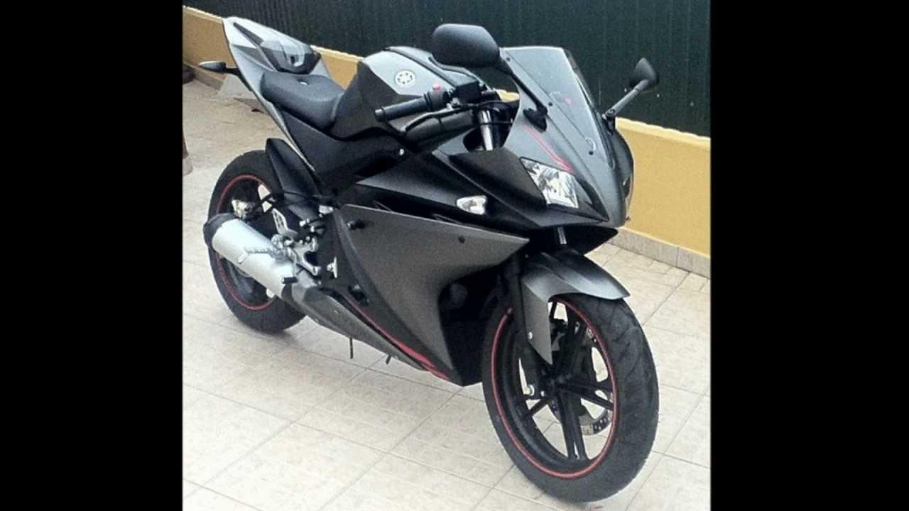Yzf R125 Mods Yamaha Yzf R125 2012 Mods
