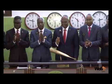 Elumelu returns to UBA as Chairman, engages stockbrokers.