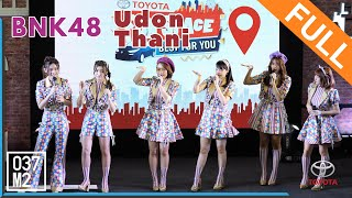 190713 BNK48 @ Toyota Fun Space, Udon Thani [Full Fancam 4k 60p]