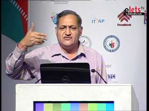 eINDIA 2013   ICT for Public Safety & Security   Suresh Kumar Jindal, Director, DRDO, Government of