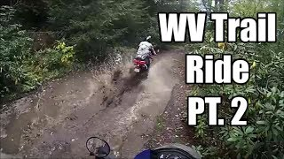 Epic Dual Sport Trail Ride (Part 2)
