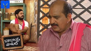 Babai Hotel 15th October 2019 Promo - Cooking Show -  Rajababu,Ganesh - Mallemalatv