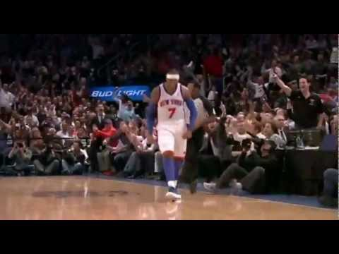 Carmelo Anthony New York Knicks Highlights