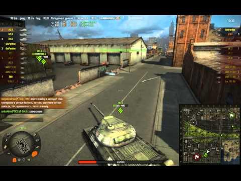 World of Tanks рейдер или издевательство над пт