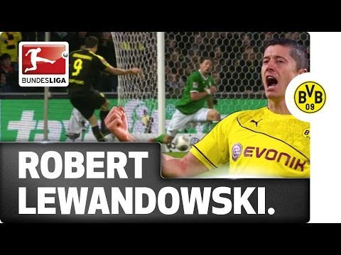 Robert Lewandowski -- All His 2013/14 Season Goals