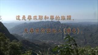 九九峰 - 全貌 The nine nine peak