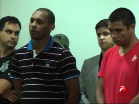 Jonathan, assassino confesso do jornalista Décio Sá é condenado há 25 anos de prisão
