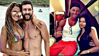 Top 15 Hottest Wives & Girlfriends of Football Players | Messi,,Neymar,,Ronaldo... |
