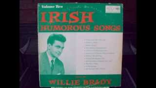 Miss Fogarty's Christmas Cake - Willie Brady