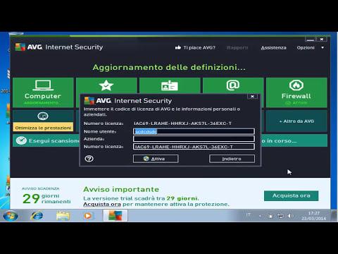 come installare e craccare avg antivirus 2014 ITA