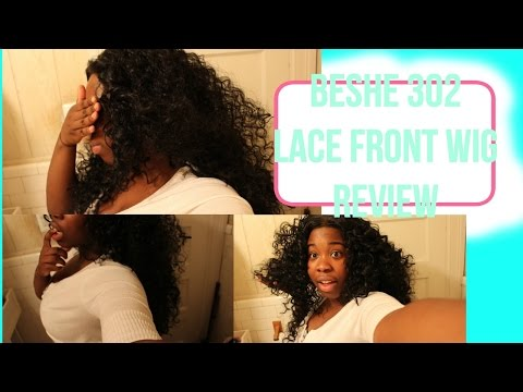 WIG REVIEW   BESHE - 302 LACE FRONT   Totalabis