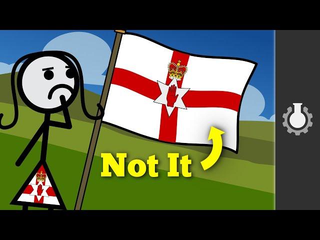 No Flag Northern Ireland thumbnail