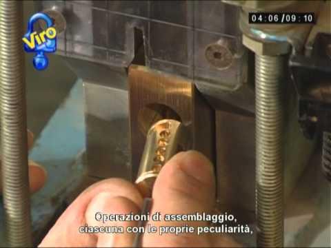 LUCCHETTO CORAZZATO PANZER SERRANDA 2 RUOTE