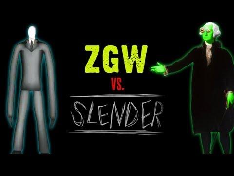 Zombie George Washington: ZGW vs. SLENDER
