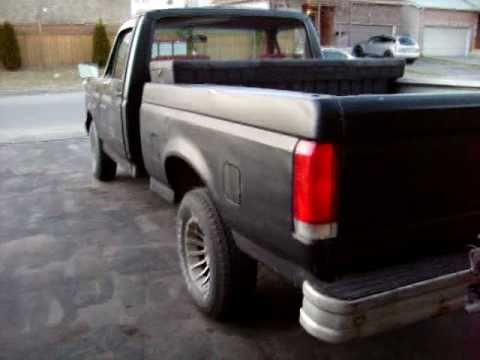 1989 F150 is KNOCKING!!!!!!!! 300 Straight 6 Bottom End KNOCK