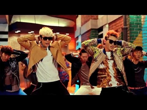 SUPER JUNIOR DONGHAE & EUNHYUK / �I WANNA DANCE�/MUSICVIDEO�(Short ver.)